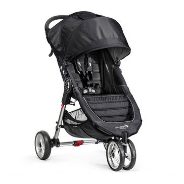 Baby Jogger City Mini 3W Single, Black