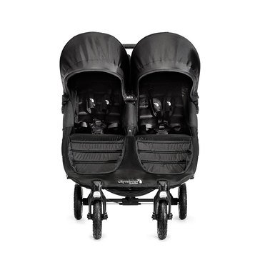 Baby Jogger City Mini GT Double, Black