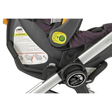 Baby Jogger Car Seat Adapter Single (City Select/City Versa)