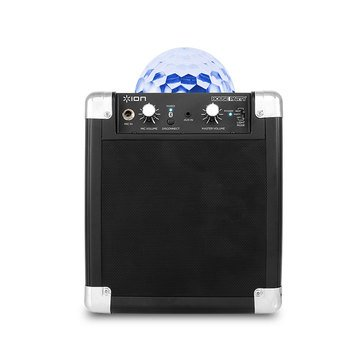 Ion House Party Wireless Speaker System with Light Show