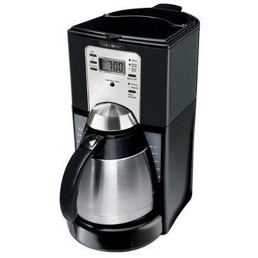 Mr. Coffee 10-Cup Thermal Programmable Coffee Maker w/ Thermal Carafe(FTTX95-1)