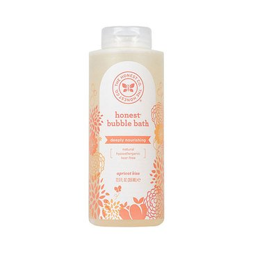 The Honest Company Bubble Bath, Apricot Kiss 12oz