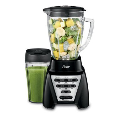 Oster Pro 1200 PLUS Smoothie Cup & Food Processor Attachment (BLSTMB)