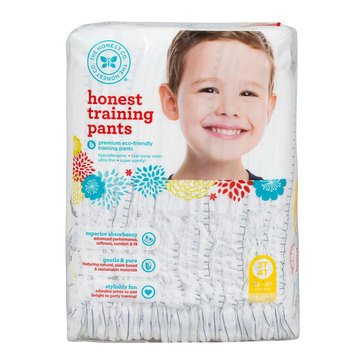 The Honest Company Training Pants, Airplanes - Size 3T/4T, 23-Count