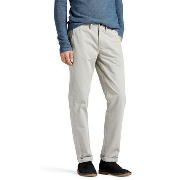 Lucky Brand Men's Flat Front Twill Chino Pant