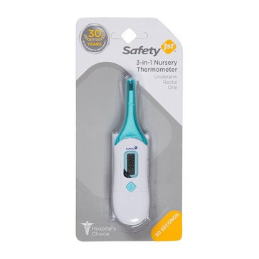 Safety 1st 3-in-1 Nursery Thermometer