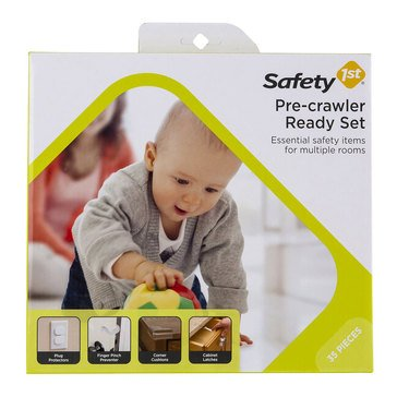 Safety 1st Pre-Crawler Ready Set
