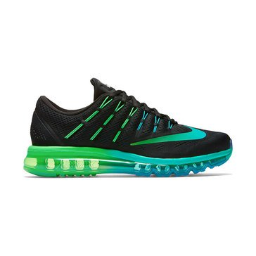 Nike Air Max 2016 Men's Running Shoe Black / Midnight Turq / Clear Jade / Multicolor