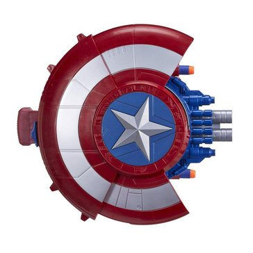 Avengers Civil War Captain America Blaster Reveal Shield