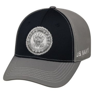 Top Of The World USN Dynamic Memory Fit Cap