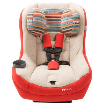 Maxi-Cosi Pria 70 Special Edition Convertible Car Seat, Bohemian Red