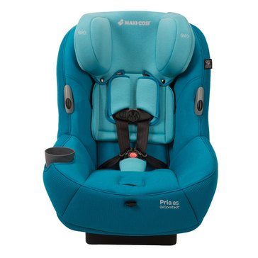 Maxi-Cosi Pria 85 Special Edition Ribble Knit Convertible Car Seat, Mallorca Blue