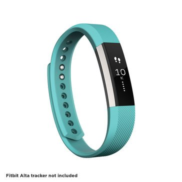 Fitbit Alta Classic Accessory Band - Teal / Large