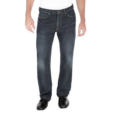 Lucky Brand Men's 361 Vine Straight R 34 Inseam