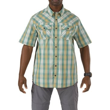 5.11 Men's Covert Shirt Flex Blue Water