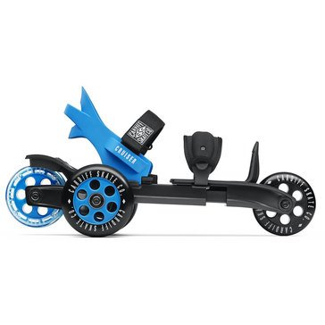Cardiff Cruiser Skates - Small - Black With Blue Accent