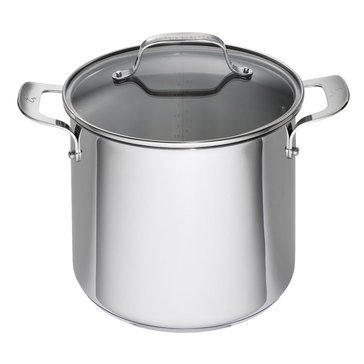 Emeril 8-Quart Stainless Steel Stock Pot With Lid