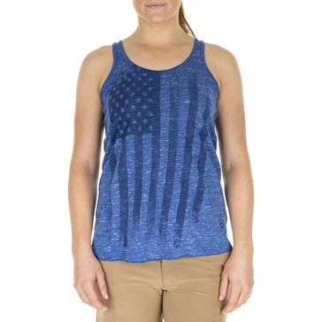 5.11 Women's Dusted Glory Tank in Grey