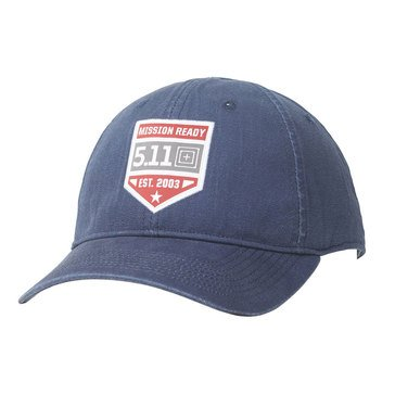 5.11 Men's Mission Ready Cap Navy