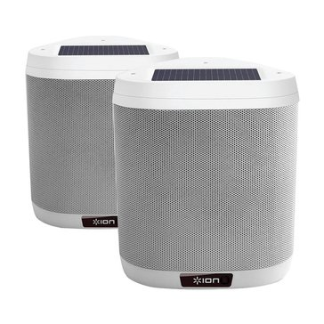 ION Audio iSP64P Keystone Mountable Outdoor Bluetooth Speaker