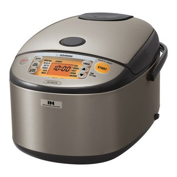Zojirushi Induction Rice Cooker & Warmer, 10-Cup (NP-HCC18XH)