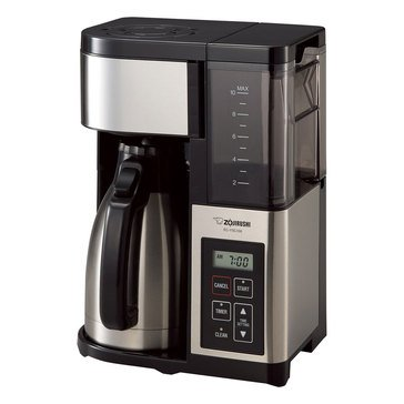 Zojirushi Fresh Brew Plus Thermal Carafe Coffee Maker (EC-YSC100XB)