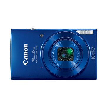 Canon Powershot ELPH 190 IS 20MP Digital Camera - Blue