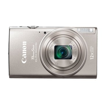 Canon Powershot ELPH 360 HS 20.2MP Digital Camera - Silver