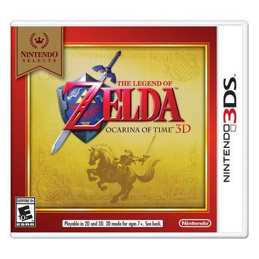 3DS Legend of Zelda