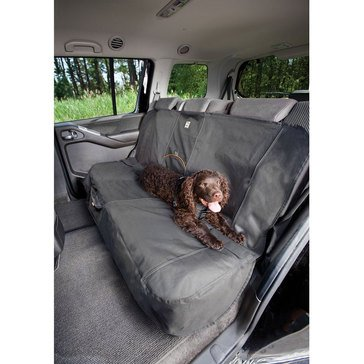 Kurgo Travel Bench Seat Cover Grey