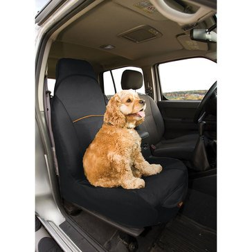 Kurgo Travel CoPilot Bucket Seat Cover Black