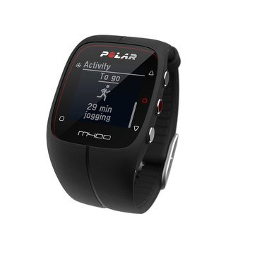 Polar M400 GPS Running Watch with Heart Rate Monitor - Black