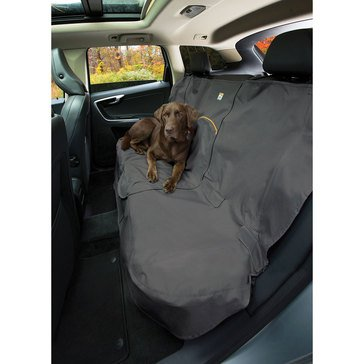 Kurgo Travel Extended Bench Seat Cover Charcoal