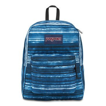 Jansport SuperBreak Backpack - Multi Variegated Stripe