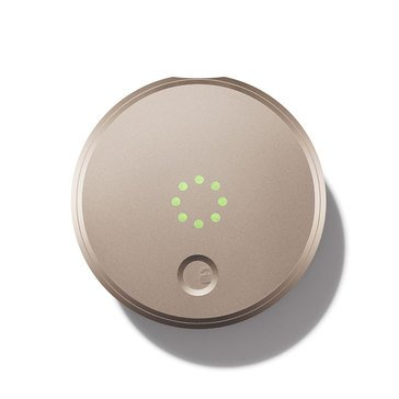 August Bluetooth Smart Lock - Champagne (ASL-3)
