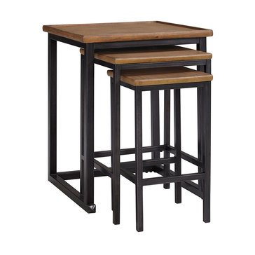 Ashley Traxmore Nesting Accent Tables