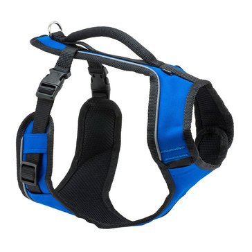 PetSafe EasySport Harness X-Small Blue Width 15-21.5 Inches