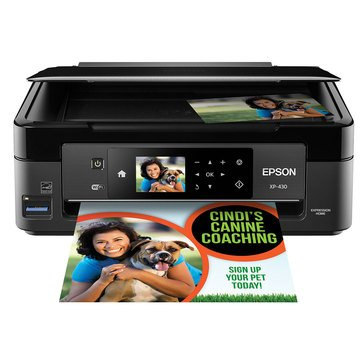 Epson XP-430 Wireless Small-In-One Printer