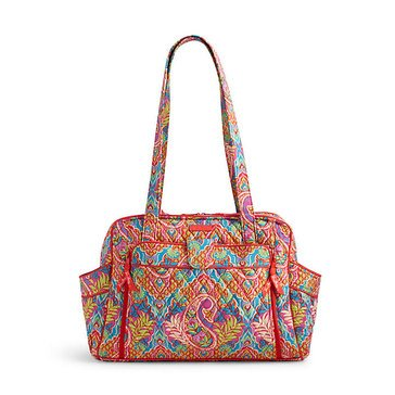 Vera Bradley Stroll Around Baby Bag, Paisley in Paradise