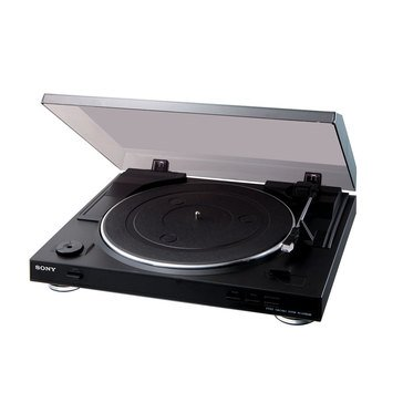 Sony Stereo Turntable System with Dust Cover