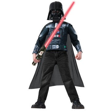 Star Wars Darth Vader Muscle Chest Deluxe Costume Box Set