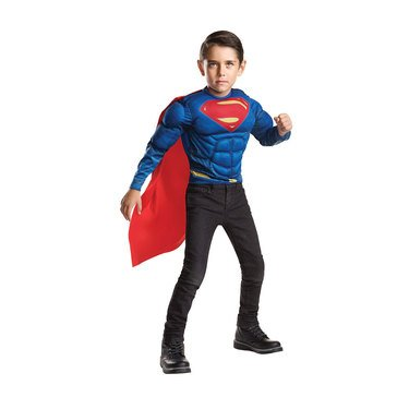 Superman Muscle Chest Deluxe Costume Box Set