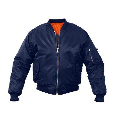Rothco Boys' USN MA-1 Flight Jacket