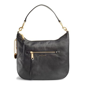 Marc Jacobs Recruit Hobo Black