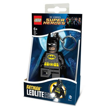 LEGO DC Super Heroes Batman Key Chain Light