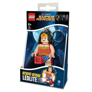LEGO DC Super Heroes Wonder Woman Key Chain Light