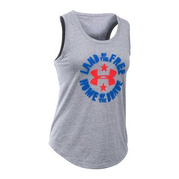 Under Armour Women's 4th of July Tank Top