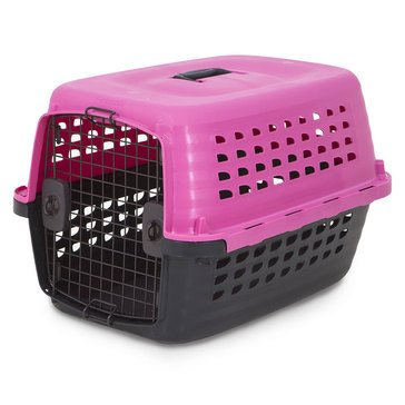 Petmate Compass Kennel 10-20 lbs Pink 24