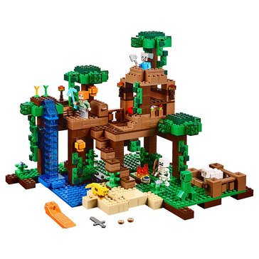 LEGO Minecraft The Jungle Tree House (21125)