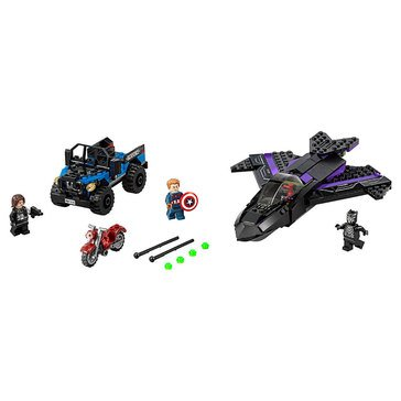 LEGO Marvel Super Heroes Black Panther Pursuit (76047)